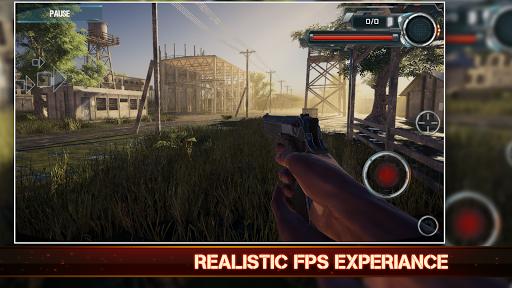 Black Commando Special Ops - FPS Offline Shooting screenshots 2