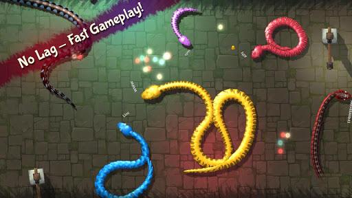 3D Snake . io filehippodl screenshot 1