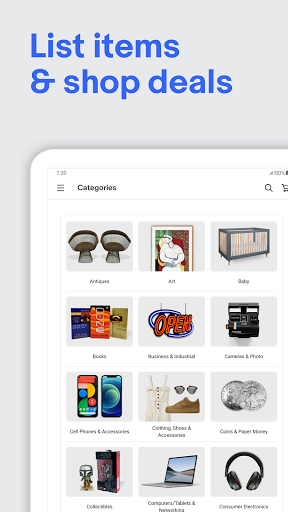 eBay: Buy, sell, and save on brands you love screenshots 14
