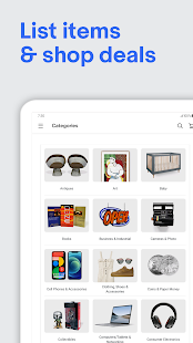 eBay: Buy, sell, and save on brands you love Screenshot