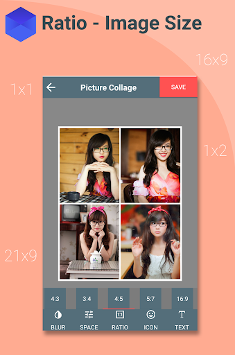 Photo Frame Collage 1.1.5 Screenshots 5