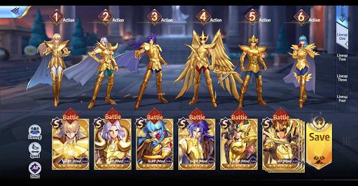 Saint Seiya : Awakening screenshots 21