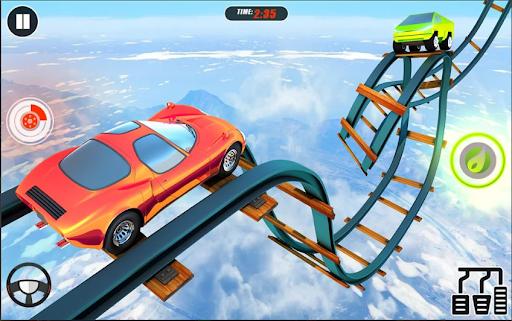 New Mega Ramp Crazy Car Stunts Games 1.0.37 screenshots 12