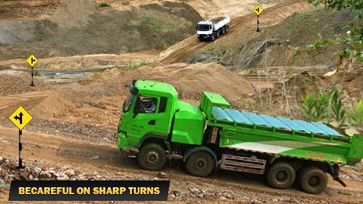 Hill Cargo Truck Driving Simulator 2020 screenshots 4