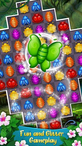 Candy Bugs Paradise screenshots 10