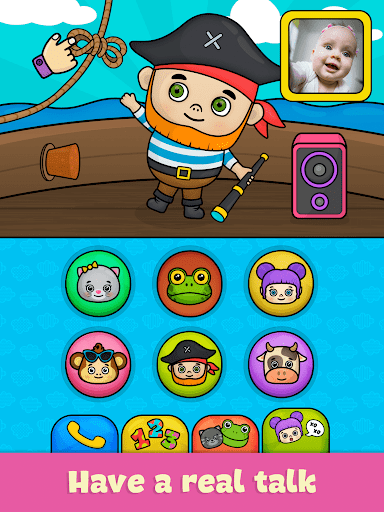Baby phone - games for kids 1.45 Screenshots 10