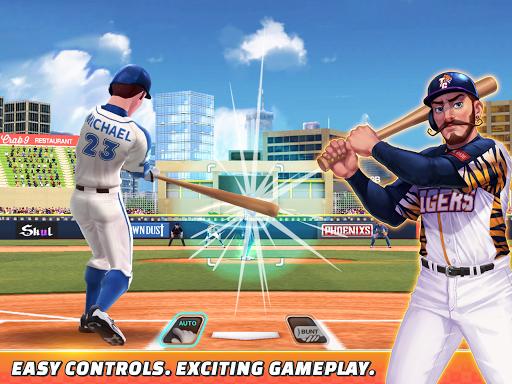 Baseball Clash: Real-time game apktram screenshots 13