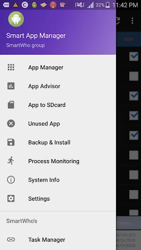 Smart App Manager 3.5.6 screenshots 2