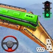 Mega Ramp Bus Stunt Driving Games – Free Bus Games