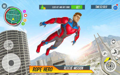 Spider Rope Hero: Vice Town  screenshots 11