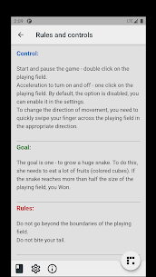 Snake on cells For Android 4