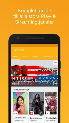 tv.nu - guide till tv och streaming screenshot 2