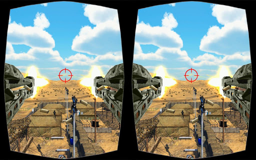 VR Sky Battle War - 360 Shooting 1.9.4 screenshots 13