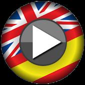 icono Traductor sin conexión: traducir inglés-español
