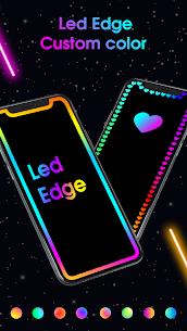 LED Edge Lighting v1.10.0 Mod APK 2