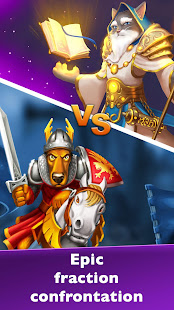 Animasters: Match3 PvP & RPG