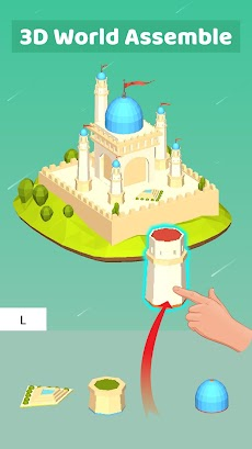 3D World Assembleのおすすめ画像2