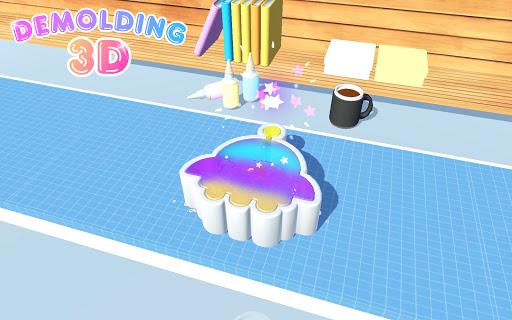 Demolding 3D screenshots 23