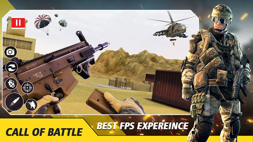 Counter Critical Strike: Army Mission Game Offline screenshots 2