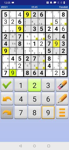 Sudoku 10'000 Pro apkslow screenshots 3