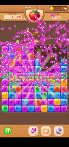 Fruit Pop Blast - Starry Winner  screenshots 3