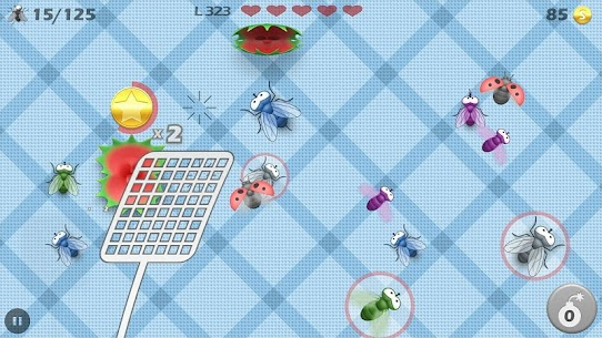 Hit the Fly! Fun Fly-Swatting Game! Apk 4