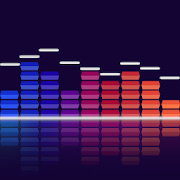 Audio Glow Live Wallpaper  Icon
