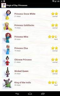 Magic of Clay: Princesses 5