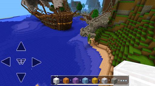 New Mini World Craft 3D : Exploration  screenshots 2