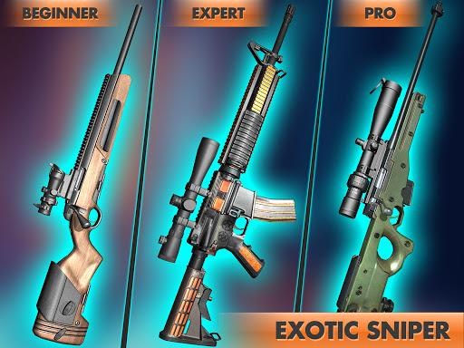 City Sniper Shooter Mission: Sniper Games Offline 1.3 screenshots 12