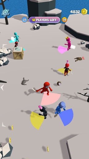 Stickman Smashers -  Clash 3D Impostor io games 1.0.5 screenshots 14