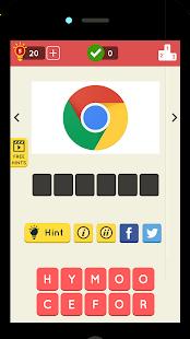Logo Quiz World