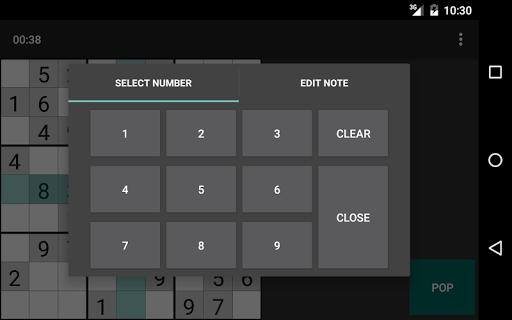 Open Sudoku 3.6.0 screenshots 15