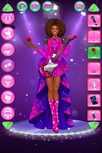 Pop Star Dress Up - Music Idol Girl  screenshots 8