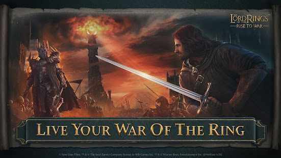 Image For The Lord of the Rings: Rise to War Versi Varies with device 12