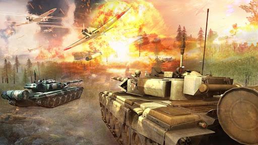 Real Battle of Tanks 2021: Army World War Machines 1.0.1 screenshots 4