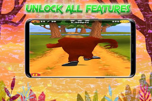 Rabbit Dash Tunes _ Run Away form Hunter! apkpoly screenshots 6