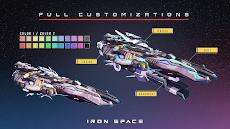 Iron Space: Real-time Spaceship Team Battlesのおすすめ画像2