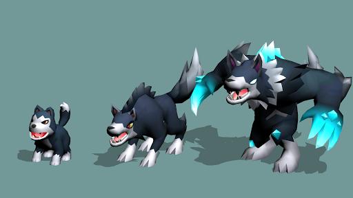 Merge Monster Evolution:  Summon & Merge RPG 1.0.16 screenshots 7