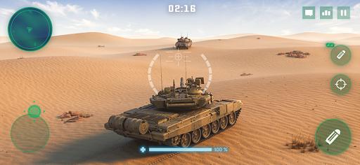 War Machines: Tank Battle - Army & Military Games  screenshots 15