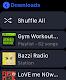 screenshot of Pandora - Streaming Music, Radio & Podcasts