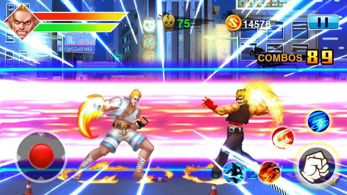 Captura 9 de Street Fighting 4 para android