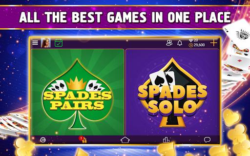 VIP Spades - Online Card Game screenshots 10