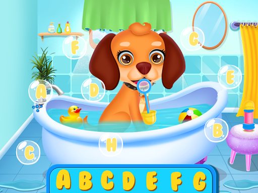 Puppy pet vet daycare - Puppy salon for caring goodtube screenshots 11