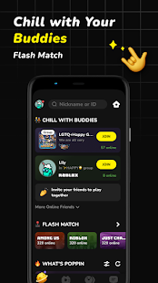 AmongChat - Voice Chat for Among Us Friends 1.28.1-210809401 Screenshots 4