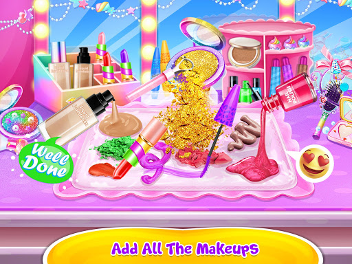Make-up Slime - Girls Trendy Glitter Slime 2.0.2 screenshots 15