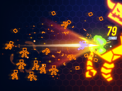 Ninja Slice Master : Stickman Neon Action  screenshots 10
