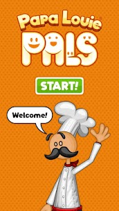 Papa Louie Pals  For Pc | How To Download  (Windows/mac) 1