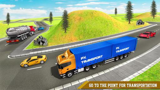 Euro Truck Driving Games: Forklift Games 2.8 screenshots 8