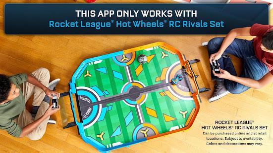 rocket league® hot wheels® rc rivals set hack